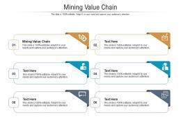 Mining Value Chain Ppt Powerpoint Presentation Slides Graphics Design Cpb