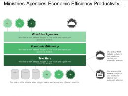 Ministries Agencies Economic Efficiency Productivity Profitability Operational Efficiency