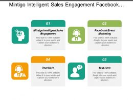 Mintigo Intelligent Sales Engagement Facebook Event Marketing Data Integration Cpb