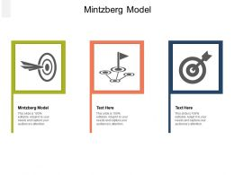 Mintzberg Model Ppt Powerpoint Presentation Gallery Designs Download Cpb