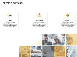 Mission And Vision Capture M2634 Ppt Powerpoint Presentation Layouts Show