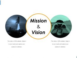Mission And Vision Ppt Images Gallery