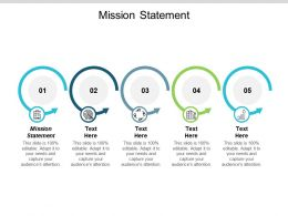 Mission Statement Ppt Powerpoint Presentation Infographic Template Graphics Example Cpb