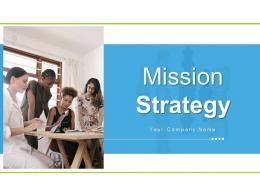 Mission Strategy Accomplishment Analysis Statement Environmental Prioritization