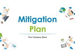 Mitigation Plan Powerpoint Presentation Slides