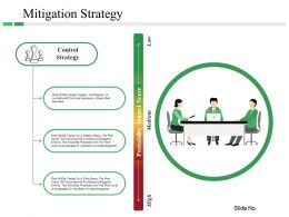 Mitigation Strategy Powerpoint Slide Show