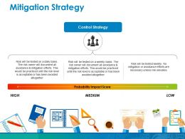 Mitigation Strategy Ppt Professional Picture