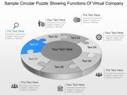 mn_sample_circular_puzzle_showing_functions_of_virtual_company_powerpoint_template_Slide01