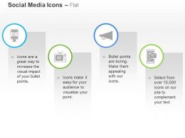 Mobile Ad Television Ad Advertisement Mail Ppt Icons Graphics
