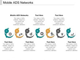 Mobile Ads Networks Ppt Powerpoint Presentation Layouts Deck Cpb
