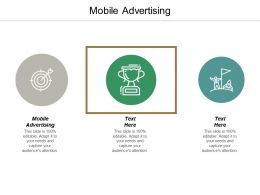 Mobile Advertising Ppt Powerpoint Presentation Infographic Template Graphics Pictures Cpb