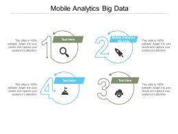 Mobile Analytics Big Data Ppt Powerpoint Presentation Design Ideas Cpb