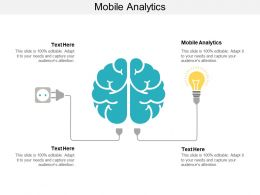 Mobile Analytics Ppt Powerpoint Presentation Ideas Example Topics Cpb