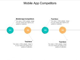 Mobile App Competitors Ppt Powerpoint Presentation Icon Introduction Cpb
