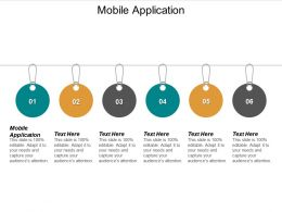 Mobile Application Ppt Powerpoint Presentation Layouts Design Ideas Cpb