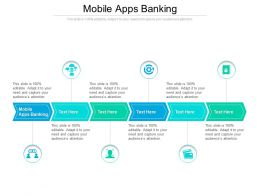 Mobile Apps Banking Ppt Powerpoint Presentation Infographic Template Graphics Example Cpb