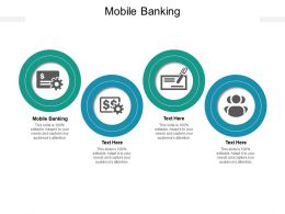 Mobile Banking Ppt Powerpoint Presentation Inspiration Graphics Example Cpb