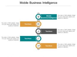 Mobile Business Intelligence Ppt Powerpoint Presentation Inspiration Maker Cpb