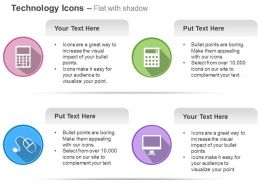 mobile_calculator_mouse_and_computer_ppt_icons_graphics_Slide01