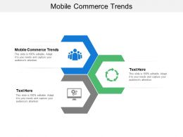 Mobile Commerce Trends Ppt Powerpoint Presentation Summary Picture Cpb