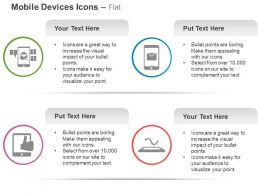 Mobile Communication Data Technology Ppt Icons Graphics