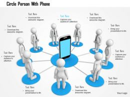 Mobile Communication Network For Peoples Ppt Graphics Icons