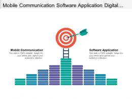 Mobile Communication Software Application Digital Media Consumer Behavior