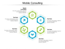 Mobile Consulting Ppt Powerpoint Presentation Portfolio Visuals Cpb