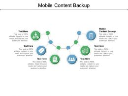 Mobile Content Backup Ppt Powerpoint Presentation Icon Graphics Example Cpb