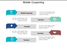 Mobile Couponing Ppt Powerpoint Presentation File Layout Ideas Cpb