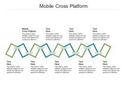 Mobile Cross Platform Ppt Powerpoint Presentation Ideas Brochure Cpb