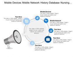 Mobile Devices Mobile Network History Database Nursing Administration