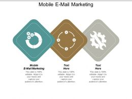 Mobile E Mail Marketing Ppt Powerpoint Presentation Pictures Mockup Cpb