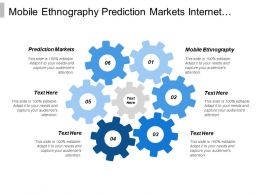 Mobile Ethnography Prediction Markets Internet Think Biometric Response