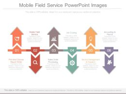 Mobile Field Service Powerpoint Images