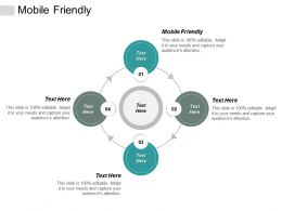 Mobile Friendly Ppt Powerpoint Presentation Infographics Graphics Tutorials Cpb