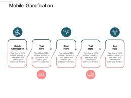 Mobile Gamification Ppt Powerpoint Presentation Outline Microsoft Cpb