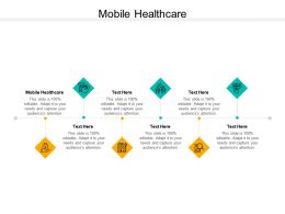 Mobile Healthcare Ppt Powerpoint Presentation Templates Cpb