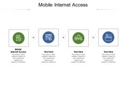 Mobile Internet Access Ppt Powerpoint Presentation Outline Rules Cpb