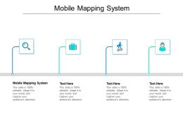 Mobile Mapping System Ppt Powerpoint Presentation Model Graphics Download Cpb