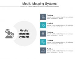 Mobile Mapping Systems Ppt Powerpoint Presentation Show Topics Cpb