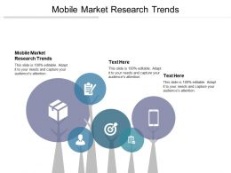 Mobile Market Research Trends Ppt Powerpoint Presentation Gallery Styles Cpb
