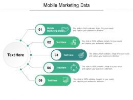 Mobile Marketing Data Ppt Powerpoint Presentation Styles Graphics Cpb