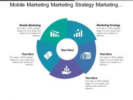 Mobile Marketing Marketing Strategy Marketing Service Marketing Tactics Cpb