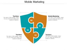 Mobile Marketing Ppt Powerpoint Presentation Outline Maker Cpb