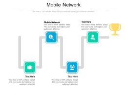 Mobile Network Ppt Powerpoint Presentation Show Cpb
