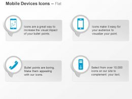 Mobile Phone Touch Screen Technology Ppt Icons Graphics