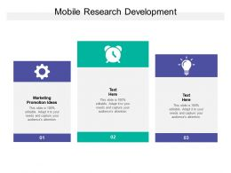 Mobile Research Development Ppt Powerpoint Presentation Mockup Cpb