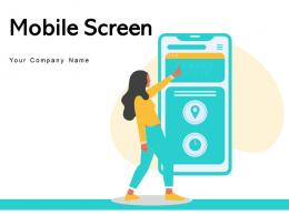 Mobile Screen Wireless Individual Through Application Interface Spectator Recording Transfer