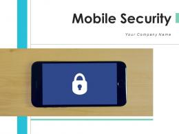Mobile Security Connection Protection Features Secured Network